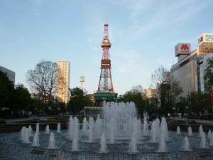 Sapporo_oodori_park